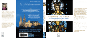Visions of Mary Front and Back covers